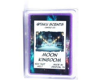 Moon Kingdom - Scented Soy Anime Wax Melt Tart - Sailor Moon