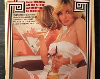 Playboy Magazine - April 1975