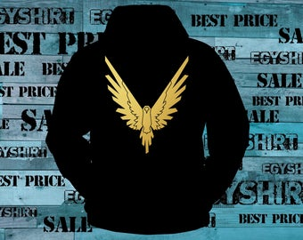 Logang Logan Paul Gold Maverick Logo Different colors Hoodie Or Sweatshirt Best price fast shipping