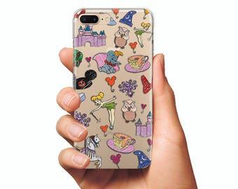 Disney Case iPhone 8 Case iPhone 8 Plus Case iPhone X Case iPhone 7 Case iPhone 7 Plus Case iPhone 6 Case iPhone 6 Plus Case iPhone 5 Case
