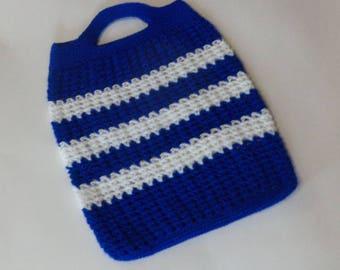 child bag.Reusable Market Bag, Reusable Grocery Bag, Mesh Bag, Farmer's Market Tote. Mesh bag. Household bag