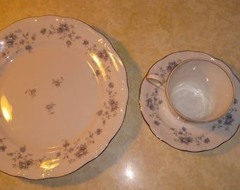 johann Haviland 4 piece china