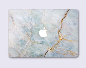 Marble Gold Macbook Air 13 Hard Case Natural Stone Macbook 12 Case Macbook Pro Hard Case Macbook Air 11 Case Macbook Pro 15  Cover  034