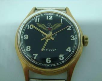 RAKETA watch, Aviator watch, soviet watch, ussr watch, Gagarin, mens watch, russian watch, wrist watch, retro watch