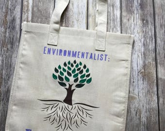 Reusable Tote, Reusable Grocery Bag, Reusable Bag, Grocery Bag, Shopping Tote, Earth Day Tote, Earth Day Bag, Eco Friendly Bag, Tote