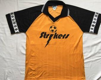 Vintage Soccer jersey-80s-Strikers