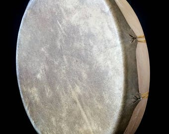 "12"" Deer hide frame drum"