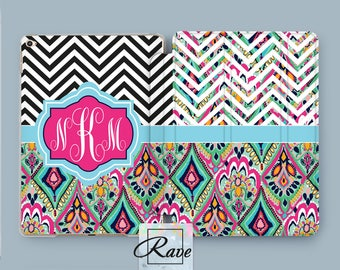 Lilly Pulitzer case Pulitzer monogram Lilly Pulitzer iPad case Custom ipad 4 case iPad pro 12 9 case iPad hard case 9 7 Personalized iPad