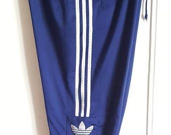 Vintage 90s Adidas track size l.