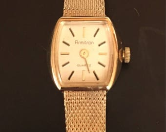 Vintage Armitron Quartz Good Tone Watch