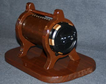 steampunk bluetooth speaker