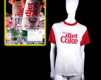 """1983 """"Taste Diet Coke"""" T-Shirt (Large)"""