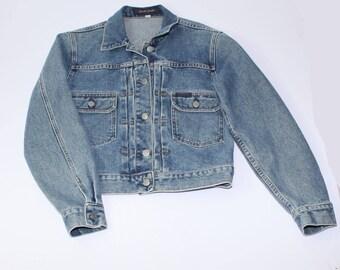 Guess Jeans Denim Jacket women's medium