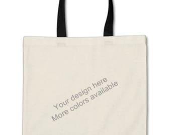 Customizable tote bags