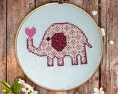 Cross Stitch Pattern, sma...