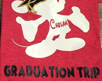 Boys Mickey Mouse Preschool Kindergarten Graduation Shirt ... |Graduation Mickey Mouse Shirts