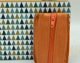 Wallet soft Orange