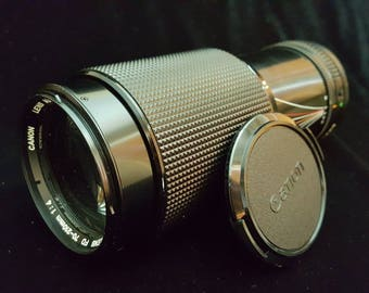 canon zoom lens 70 - 210