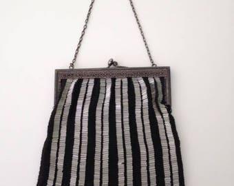 Mesh Bag/Purse - Art Deco