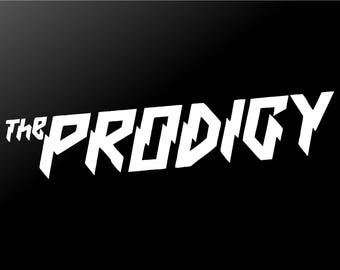 The Prodigy Decal Car Window Laptop Techno Sticker