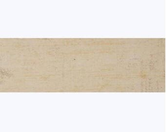 "Moda Grunge Bias Tape - Cream - 2-1/4"" Single Fold Bias Binding - QB2 4315 Moda Bias - Sold By the Yard"