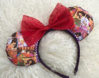 The Esmeralda - Disney The Hunchback of Notre Dame Minnie Mouse Ears