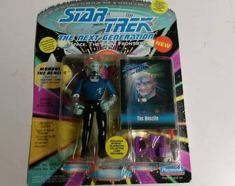 Star Trek: The Next Generation Action Figure-Mordock the Benzite