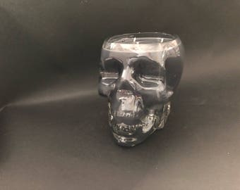 Crystal Head Skull Vodka BOTTLE Soy Candle. Made To Order !!!!!
