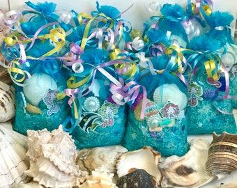 Party Favors Mermaids Sensory Bin Fillers.