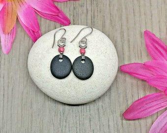 Beautiful Lake Superior Stone Earrings