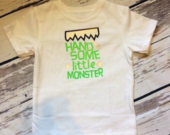 boys halloween shirt/ boys shirt/ boys vinyl shirt/ frankenstine shirt/ halloween shirt/ boys clothes/ boys halloween clothes/ boys outfits