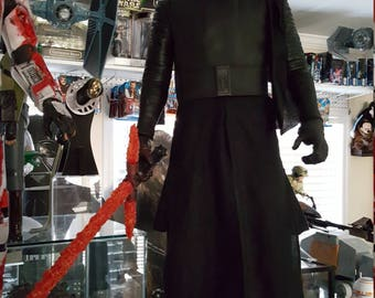 Kylo Ren custom figure