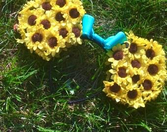 Sunflower Mouse Ears