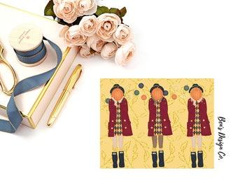 Autumn Memories // Double Box Sheet