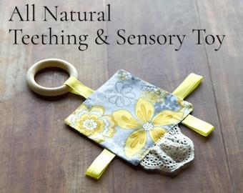 Teething & Sensory Infant Toy