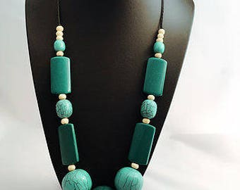 Fashion Jewelry,  Necklaces for Women, Statement Necklace, Choker Necklace, Tribal Necklace, Tibetan necklace, Turquoise Necklace