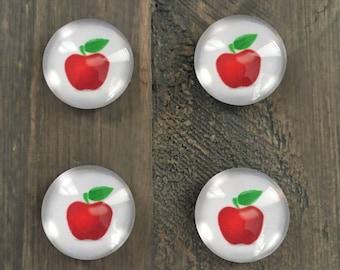 Apple Magnets