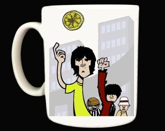 Stone Roses Mug Mugs . ian brown