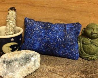 Dream pillow, crystals, herbs, essential oils