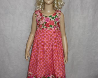 Pinafore dress Amanda new GR. 128
