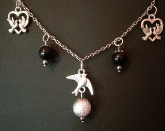 Handmade necklace jewelry-Handmade jewelery necklace