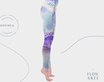 aerial yoga clothes, womans fashion leggings, abstract print leggings, leggings, festival clothing, clothes for acrobat, fun leggings