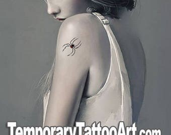 Insect temporary tattoo