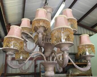 Fine Art Lamps 10 Light Chandelier