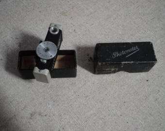 Vintge Photometer