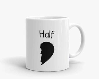 Pair Mug - Half
