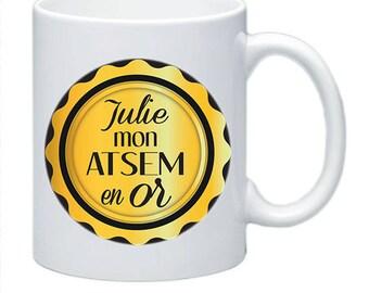 Mug personalized name - #8 year end gift idea?