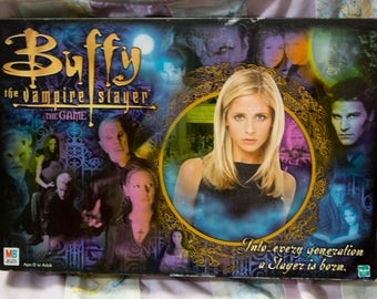 Buffy the Vampire Slayer Board game - Complete