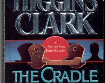 Mary Higgins Clark-The Cradle Will Fall (1991, Softcover)