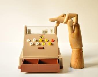 Vintage Casdon Toy Till / Cash Register 1960s